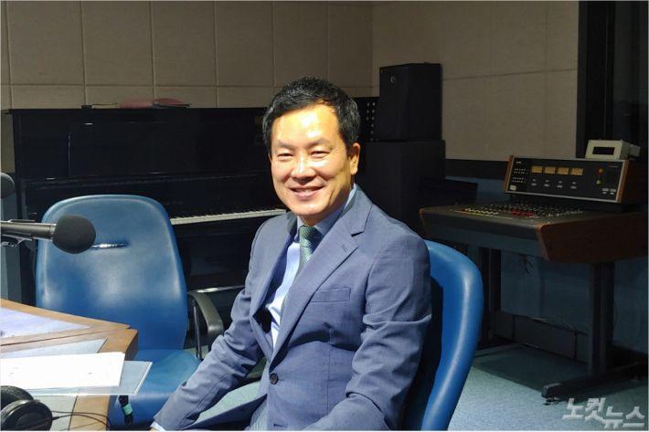 """홍순헌 구청장 """"마스크 쓰고 해운대해수욕장 오세요"""""""