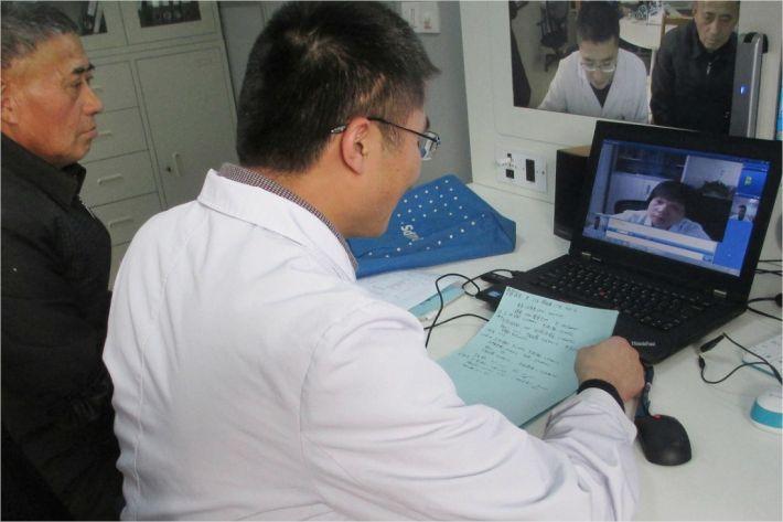 코로나 장기화로중국내 '인터넷 병원' 급증