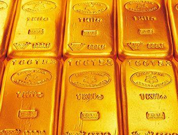 [그래픽뉴스]금값은 사상 최고가 행진중