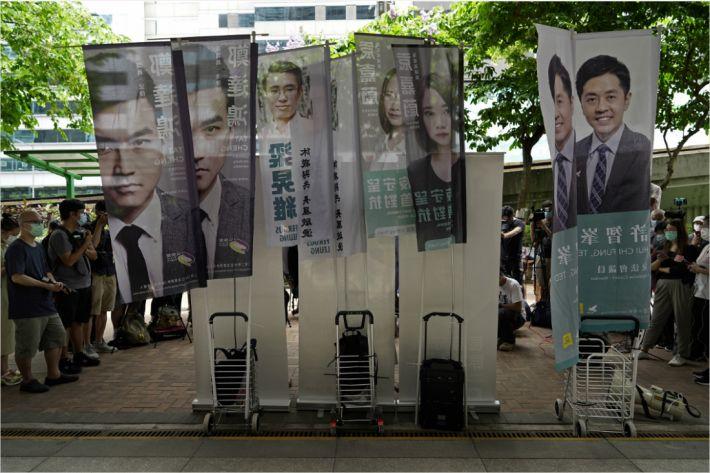떡 본김에 제사?…홍콩 코로나 핑계로 9월 입법회선거 연기 가능성