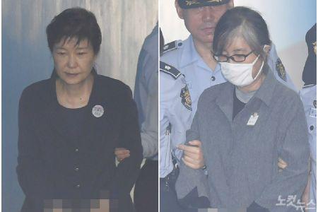 [법정B컷]박근혜도 최순실도 '무죄'…강요죄 왜 어렵나