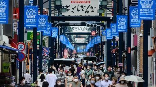 일본 신규확진 1331명…닷새 연속 1천 명 웃돌아