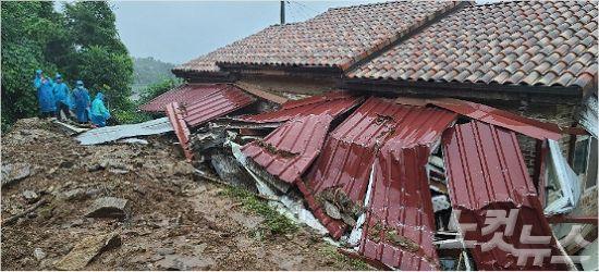 최근 닷새 419㎜ 물폭탄…충북 음성군 피해 '눈덩이'