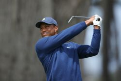 우즈, PGA 챔피언십 첫날 2언더파…매킬로이·토머스에 판정승