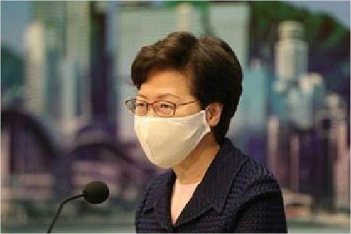 美, 캐리람 미국내 자산 동결...홍콩·중국 11명 추가제재