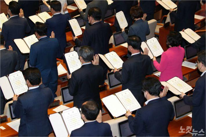[단독]총선 후 '갑툭튀' 재산 급증 의원들…난 모르고 보좌진탓?