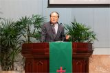 포항오천교회, '영남신학대학교의 날' 행사 가져
