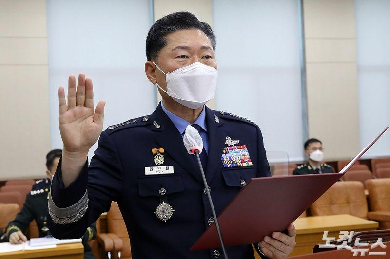 """원인철 """"전작권 전환, 우리의 여망…북한, 9·19 준수 노력"""""""