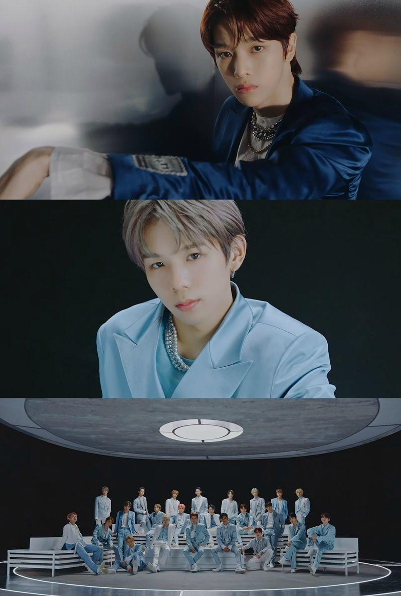 NCT 2020, 쇼타로-성찬 포함 23인 완전체 첫 영상 공개