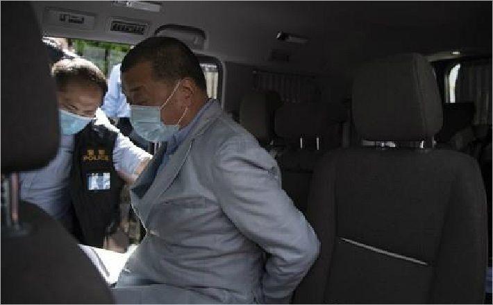 """언론자유 점점 위축되는 홍콩…""""등록된 기자만 지원"""""""