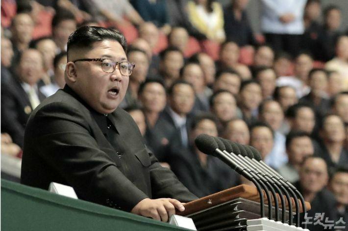 """외신, '김정은 위원장 사과' 긴급 타전…""""매우 이례적"""""""