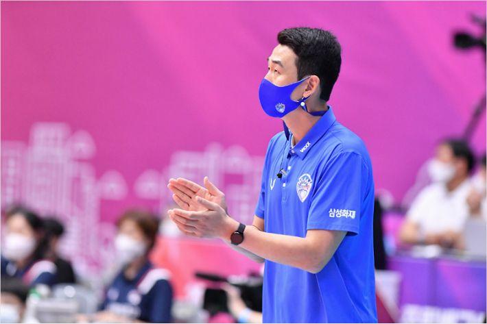 [노컷발리뷰]'초보감독' 고희진이 던진 분명한 화두