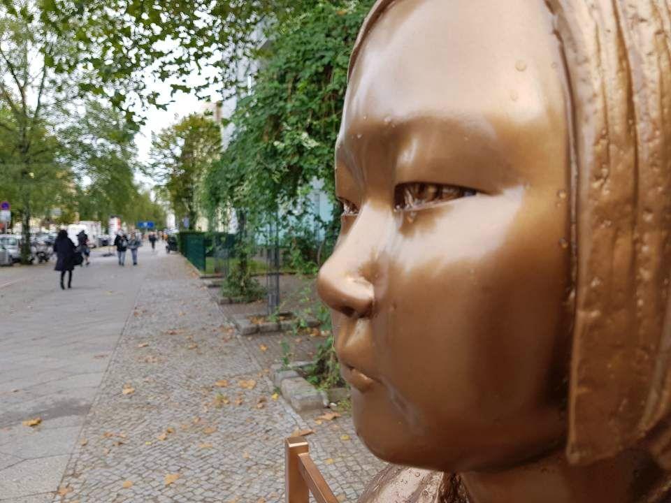 日압박에 굴복했나?…독일 베를린, 소녀상 철거 명령