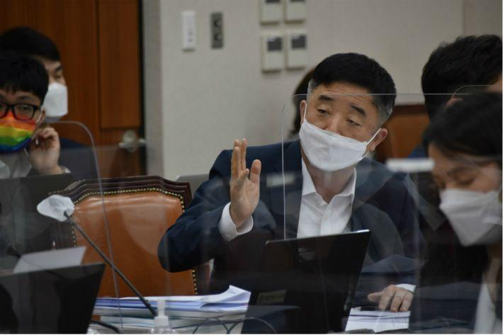 일본 원전수 방출 학교급식 안전확보 대책 시급