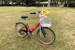 전주 에코시티 세병공원 공영자전거 임시대여소 운영
