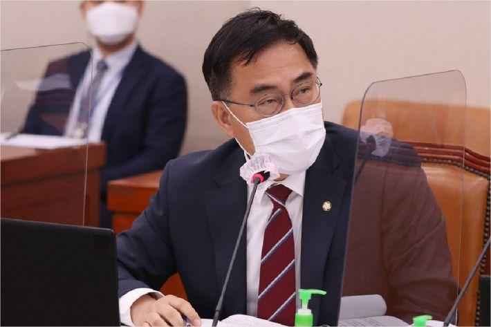 """최형두 """"조국수호 민주당, 윤석열 국감에서 아무말대잔치"""""""