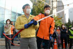 서울 중구, 쉽게 화재진압 가능한 소화장치로 전면 교체