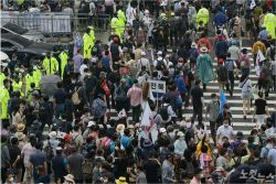 광화문 집회 인솔·참석 명단 제출 거부한 목사 검찰 송치