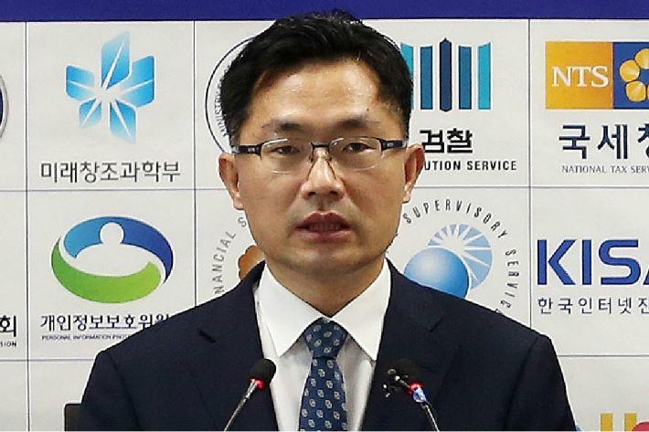 """'라임' 수사할 이정수 남부지검장 """"무거운 책임감 느낀다""""(종합)"""