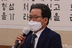 """전 대검 반부패부장 """"'라임' 야당 정치인 의혹 보고 못 받아"""""""