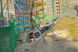 포항 중앙초, 중해건설 고소…'학생 안전 미조치와 재산권 침해'