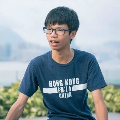 홍콩 학생운동가 美 영사관 망명하려다 체포