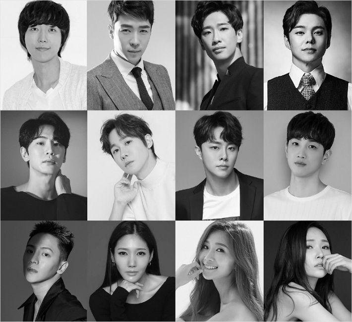시인 이상의 삶 그리다…뮤지컬 '스모크' 개막