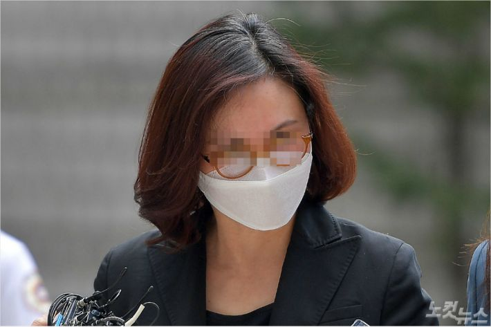 """[속보]검찰, 정경심에 징역 7년 구형…""""법치주의 확립 계기 돼야"""""""