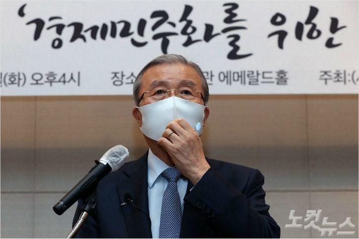 '이명박‧박근혜' 사과 임박?…김종인, 보궐선거 노리나