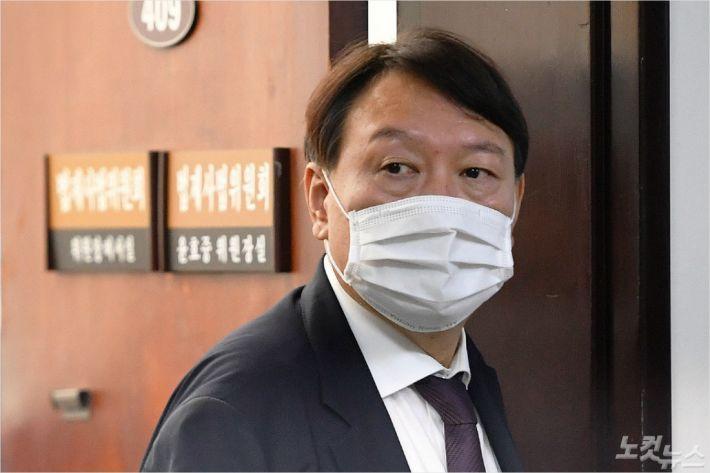 [칼럼]윤석열은 당장 '정치불참'을 공개 선언해야
