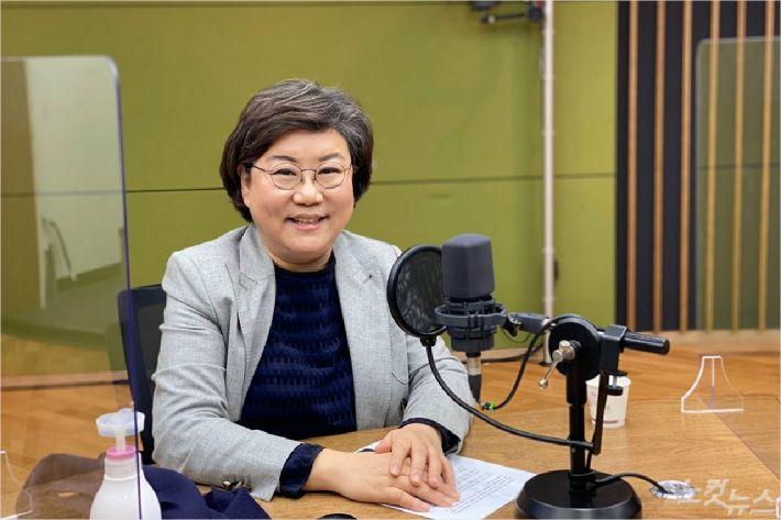 """[뉴스업]이혜훈 """"여성 광역단체장 0명...가산점 왜 없애나"""""""
