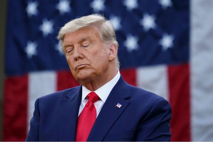 """트럼프 """"선거인단 투표에서 지면 백악관서 떠나겠다""""(종합)"""