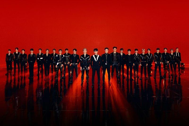 NCT, 23인 전원 참여한 신곡 '레조넌스' 12월 4일 발매