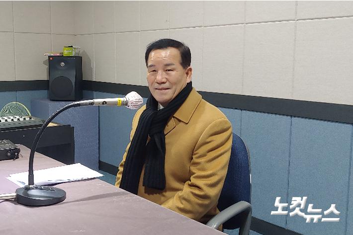 """신상해 부산시의회 의장 """"머뭇거리면 부산 미래 없다"""""""