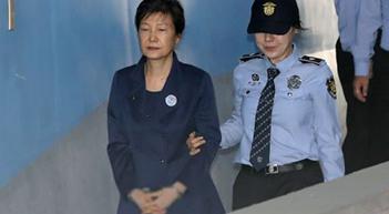 [그래픽뉴스]박근혜 총 22년형 확정