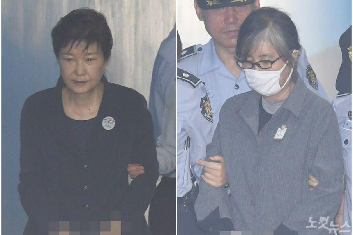 [영상]박근혜 징역 20년·최순실 18년…'뇌물제공' 이재용은?