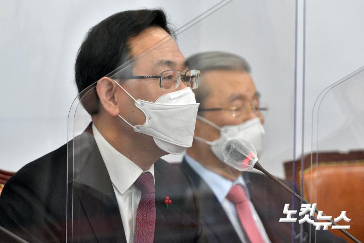 """野 """"文대통령, 정인이 사건 방지책이 입양아동 바꾸기?"""""""
