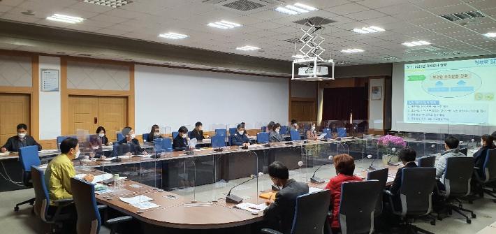 광주시교육청, '감사담당공무원' 자체 역량 강화 연수
