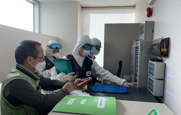 청주서부소방서, 코로나19 관련시설 점검서 18곳 적발