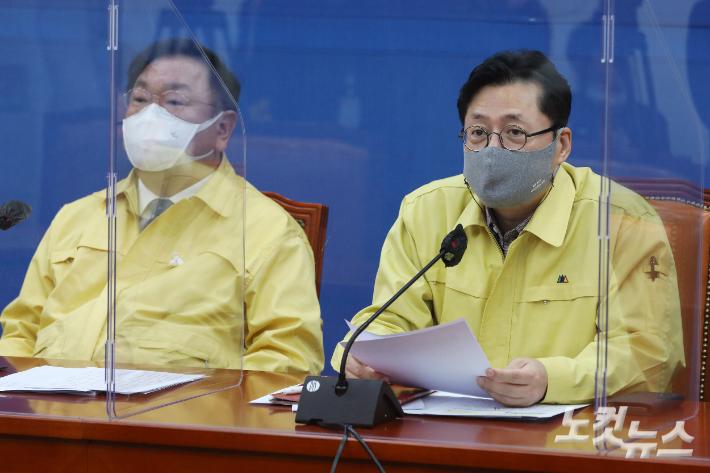 '중대재해처벌법 연장선'…與, 산업안전보건청 신설 추진