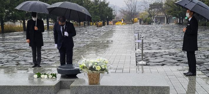 변성완 前권한대행, 부산시장 보궐선거 예비후보 등록