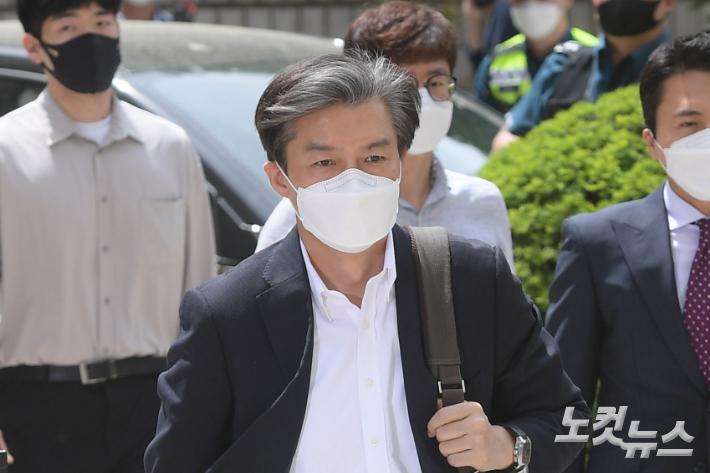 [법정B컷]'조국 자녀' 목격담에도…'허위 경력' 인정된 이유