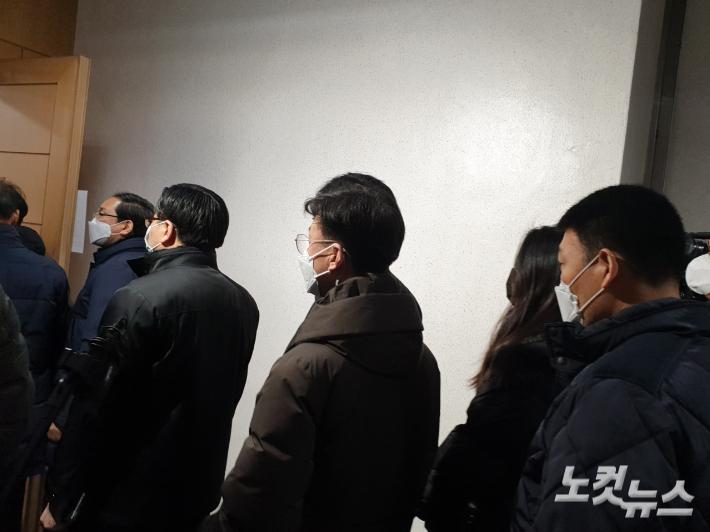 '교인 명단 누락' 신천지 대구교회 지파장 등 8명 1심서 무죄