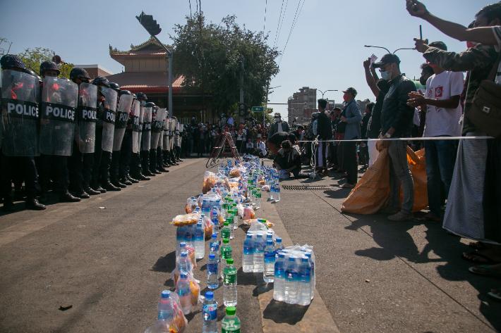 광주에서 미얀마 민주화 응원하는 사진전 열린다