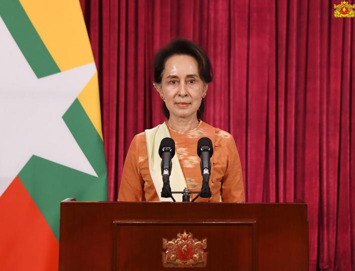 미얀마 군부, 아웅산 수치 추가 기소…美, 석방 촉구