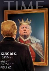 '왕'으로 부활한 트럼프…내년 선거 배신자 보복 개시