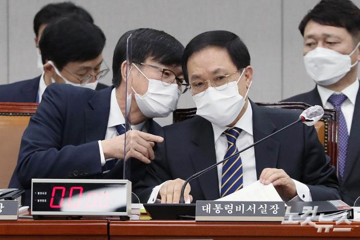 """김상조 """"4차 재난금 규모는 20조원 전후"""""""