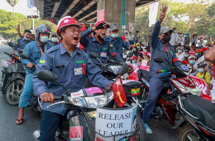 말레이·인니, 사실상 미얀마 군부 쿠데타 지지?