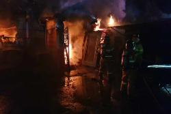금산 단독주택서 불…화목보일러 과열 추정
