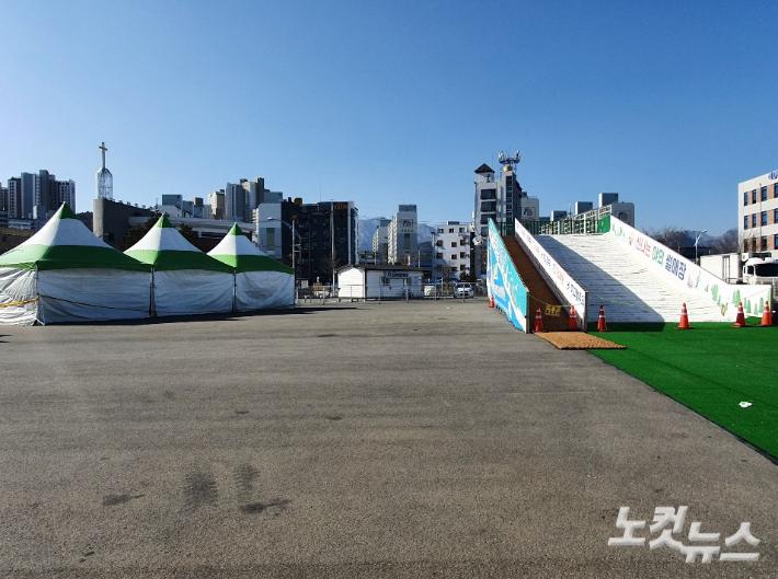 [영상]코로나19 시국 속 속초 썰매장 '뭇매'…의원들 '질타'